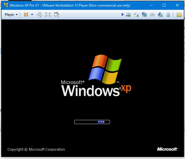 Conversion VM