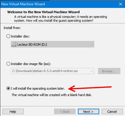VMware erreur2